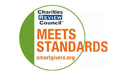 Charities Review Council Meets Standards