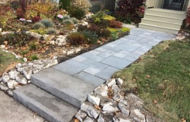 Residential Landscaping Construction Minneapolis