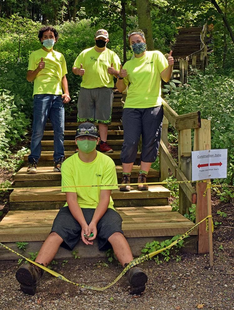 Youth Landscaping Projects